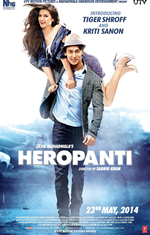 Download The Pappi Song - Heropanti (2014) Mp3 Single Song