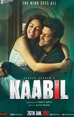Download Mon Amour - Kaabil (2017) Mp3 Single Song