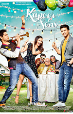 Download Saathi Rey - Kapoor & Sons (2016) Mp3 Single Song