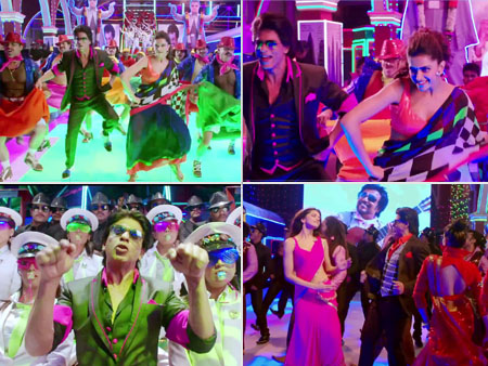 lungi dance mp3  chennai express filminstmank