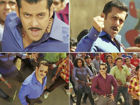 Dabangg 2 Free Download