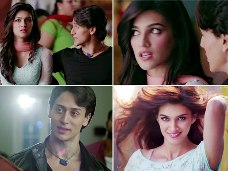 heropanti hindi movie hd video song instmank