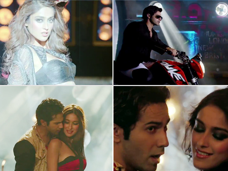 main tera hero song