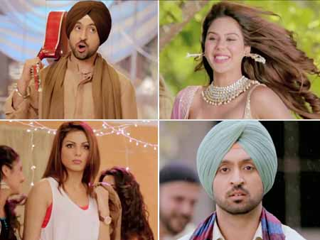 Sardaar Ji (2015) Full Punjabi Movie In HD Part 2