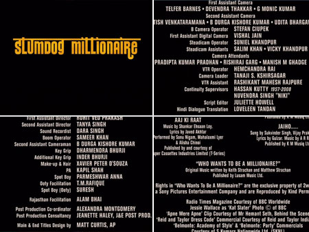 slumdog millionaire theme The object that i have chosen is a film called slumdog millionaire (2008) movie analysis of slumdog millionaire film the theme of the movie is formulaic.