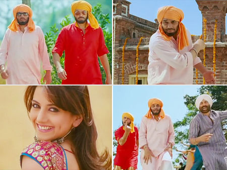 yamla pagla deewana movie mp4 song