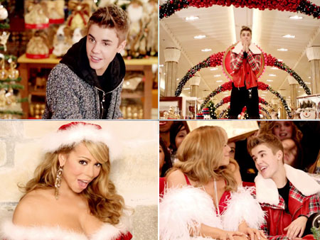 Download All I Want For Christmas Is You ft. Mariah Carey (Justin ...