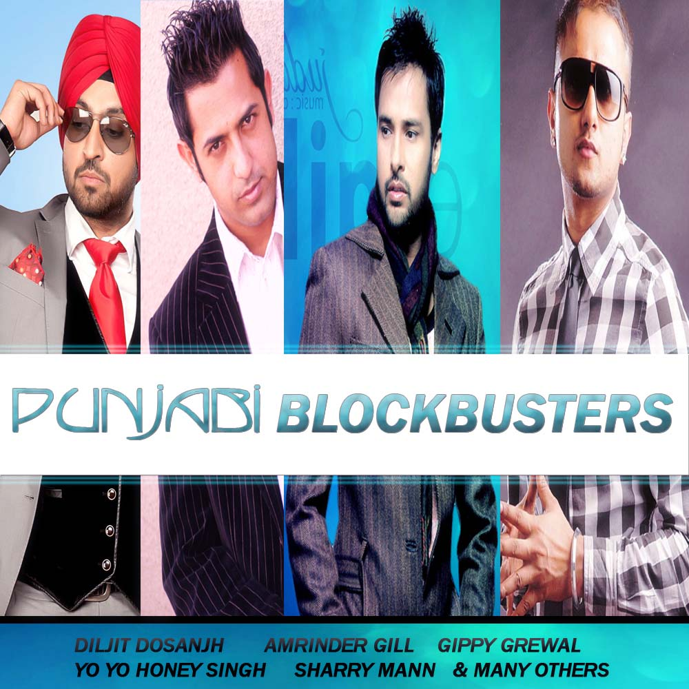 Punjabi Blockbusters By Various Artists Mp3 Songs