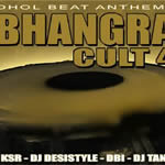 Bhangra Cult 4 By Various Artists Mp3 Songs