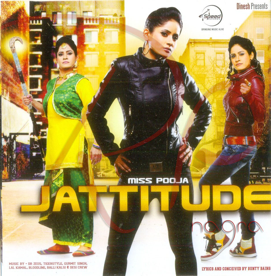 Jattitude By Miss Pooja Mp3 Songs