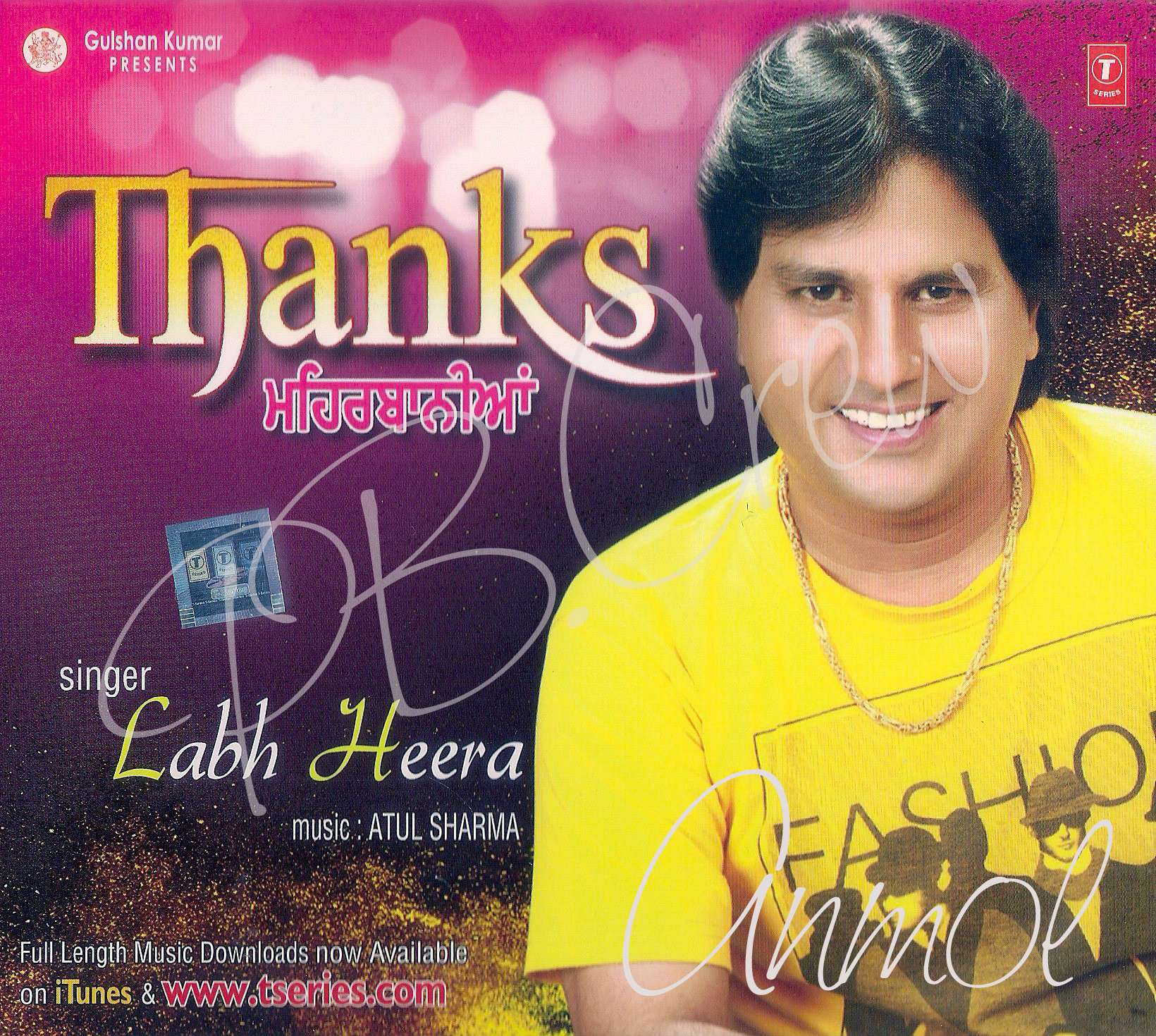 Thanks By Labh Heera Mp3 Songs
