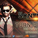 Turn Up Volume 2 By DJ Santy Mp3 Songs