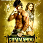 Commando HD Video songs