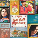 Shuddh Desi Romance HD Video songs