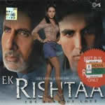 Ek Rishtaa - The Bond of Love Mp3 Songs